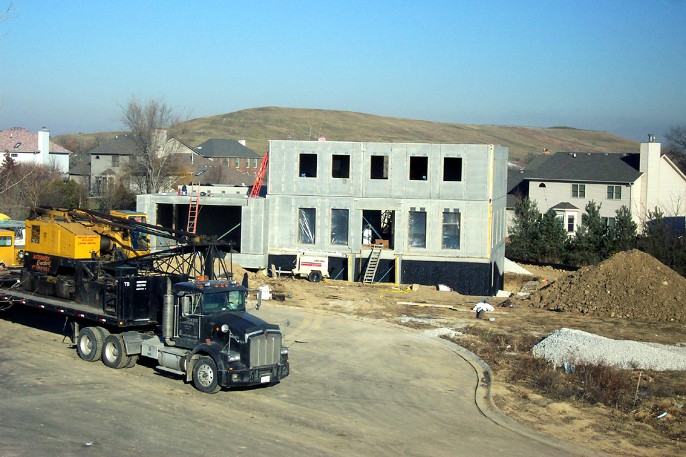 Project Management - Mustang Construction